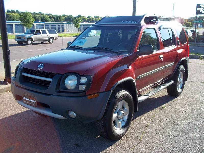 2004 nissan xterra xe in sioux falls sd motor solution for Wheel city motors sioux falls sd