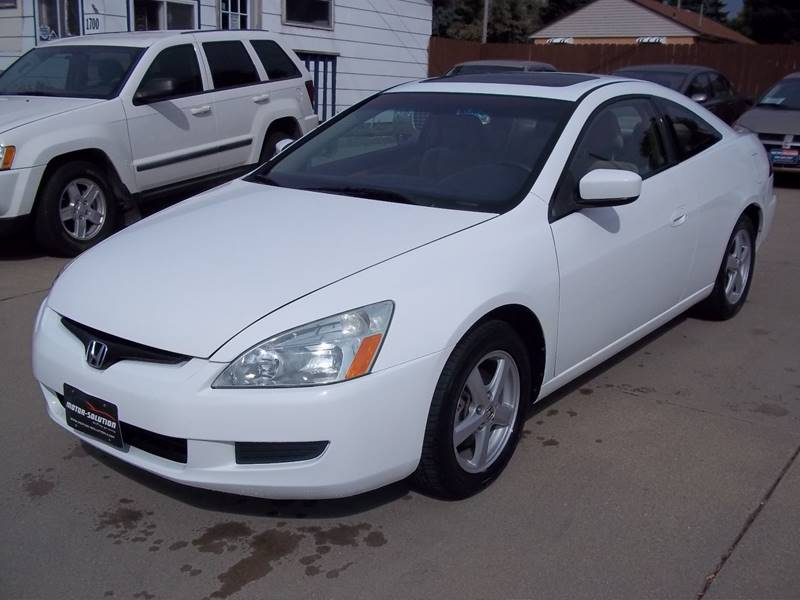2005 honda accord ex 2dr coupe in sioux falls sd motor. Black Bedroom Furniture Sets. Home Design Ideas