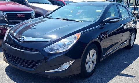 2014 Hyundai Sonata Hybrid for sale in Salem, NH