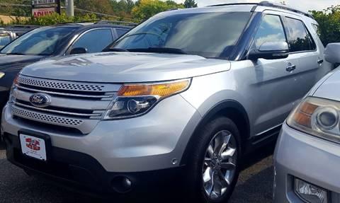 2012 Ford Explorer for sale in Salem, NH