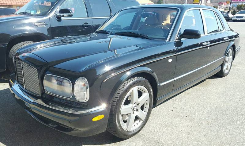 2002 Bentley Arnage Red Label In Salem Nh High Line Auto Sales Of