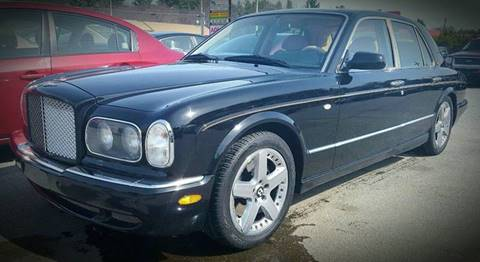 2002 Bentley Arnage for sale in Salem, NH