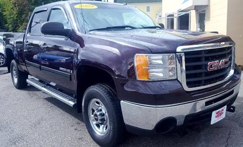 2009 GMC Sierra 2500HD for sale in Salem, NH