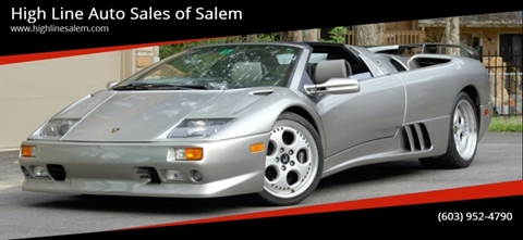 Used Lamborghini Diablo For Sale In New Hampshire Carsforsale Com