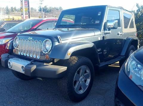 2008 Jeep Wrangler for sale in Salem, NH