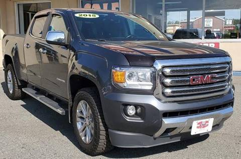 2015 GMC Canyon for sale in Salem, NH