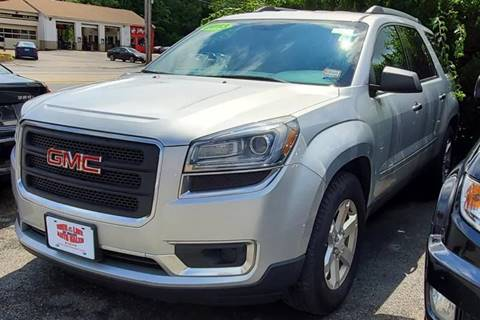 Acadia For Sale >> Gmc Acadia For Sale In Salem Nh High Line Auto Sales Of Salem