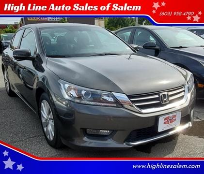 Honda Salem Nh >> Honda For Sale In Salem Nh High Line Auto Sales Of Salem