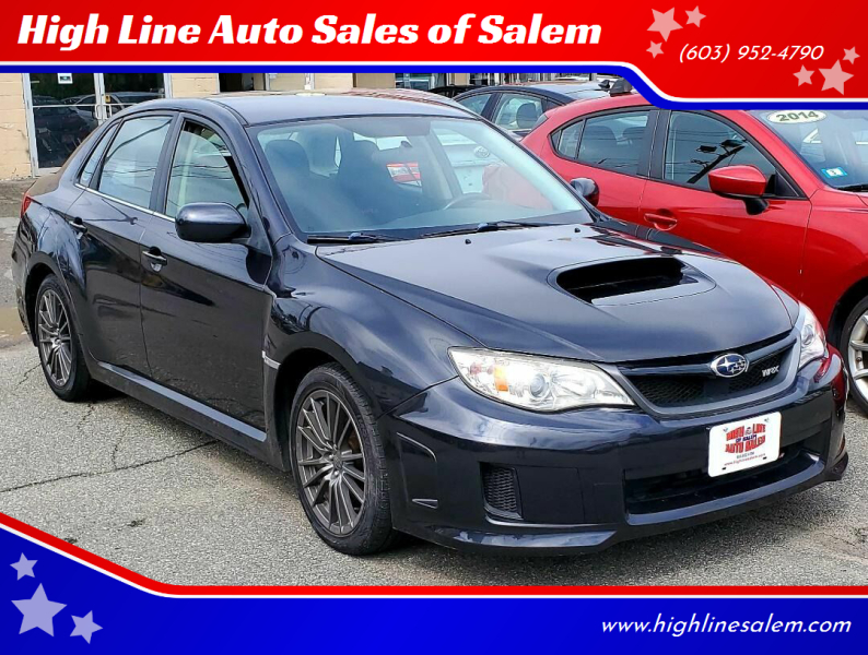 2013 Subaru Impreza for sale at High Line Auto Sales of Salem in Salem NH