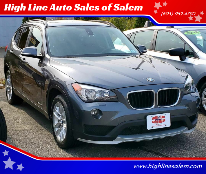 2015 BMW X1 for sale at High Line Auto Sales of Salem in Salem NH