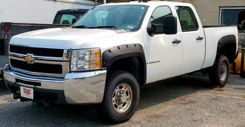 2009 Chevrolet Silverado 2500HD for sale at High Line Auto Sales of Salem in Salem NH