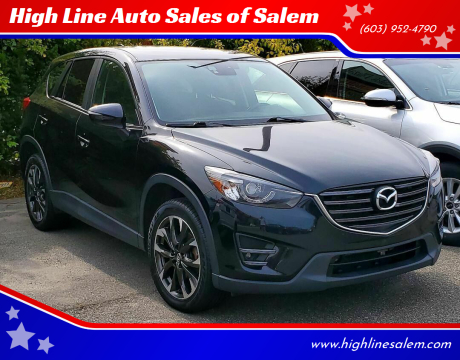 2016 Mazda CX-5 for sale at High Line Auto Sales of Salem in Salem NH
