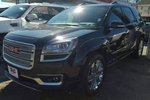 2015 GMC Acadia for sale at High Line Auto Sales of Salem in Salem NH