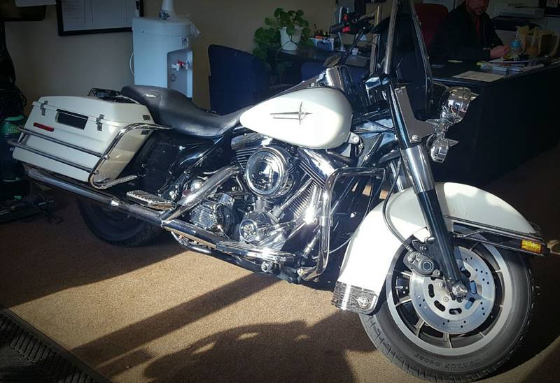 1997 Harley Davidson Road King Flhpi Salem Nh High Line