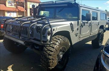 1998 AM General Hummer for sale in Salem, NH