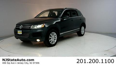 2012 Volkswagen Touareg for sale in Jersey City, NJ