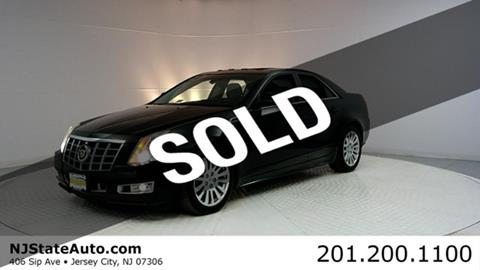 2012 Cadillac CTS for sale in Jersey City, NJ