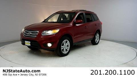 2012 Hyundai Santa Fe for sale in Jersey City, NJ