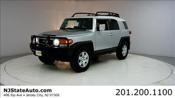 2007 Toyota FJ Cruiser for sale in Jersey City, NJ