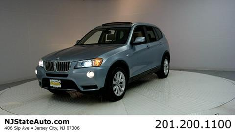 2013 BMW X3 for sale in Jersey City, NJ
