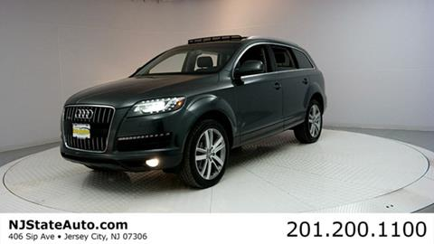 2011 Audi Q7 for sale in Jersey City, NJ