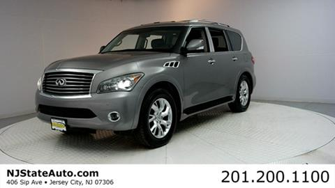 2011 Infiniti QX56 for sale in Jersey City, NJ