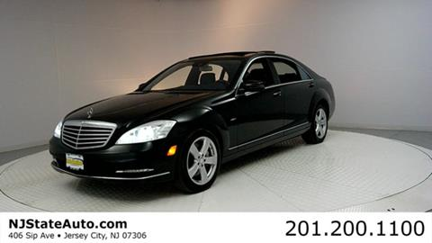 2012 Mercedes-Benz S-Class for sale in Jersey City, NJ