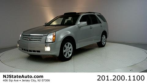 2007 Cadillac SRX for sale in Jersey City, NJ