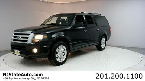 2012 Ford Expedition EL for sale in Jersey City, NJ