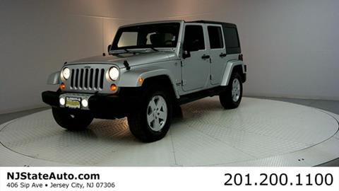 2011 Jeep Wrangler Unlimited for sale in Jersey City, NJ