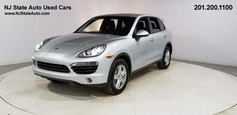 2014 Porsche Cayenne for sale in Jersey City, NJ