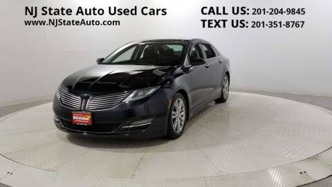 2013 Lincoln MKZ for sale at NJ State Auto Auction in Jersey City NJ