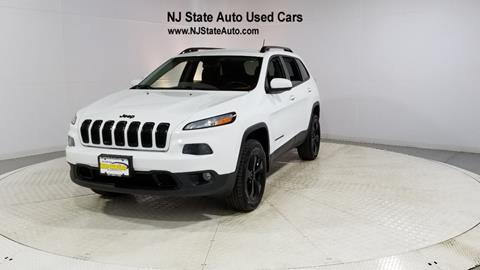 2015 Jeep Cherokee for sale in Jersey City, NJ