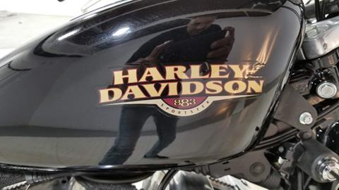 2009 Harley-Davidson XL883