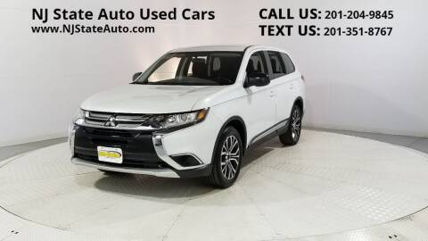 2017 Mitsubishi Outlander for sale at NJ State Auto Auction in Jersey City NJ