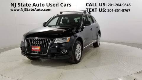2016 Audi Q5 for sale at NJ State Auto Auction in Jersey City NJ