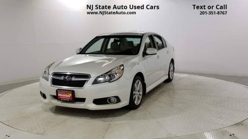 2013 Subaru Legacy 2.5i Limited (image 1)
