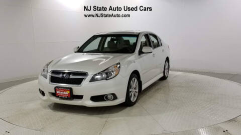 2013 Subaru Legacy 2.5i Limited for sale at NJ State Auto Auction in Jersey City NJ