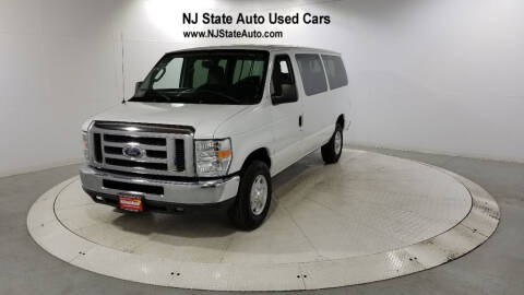 2012 Ford E-Series Wagon for sale at NJ State Auto Auction in Jersey City NJ