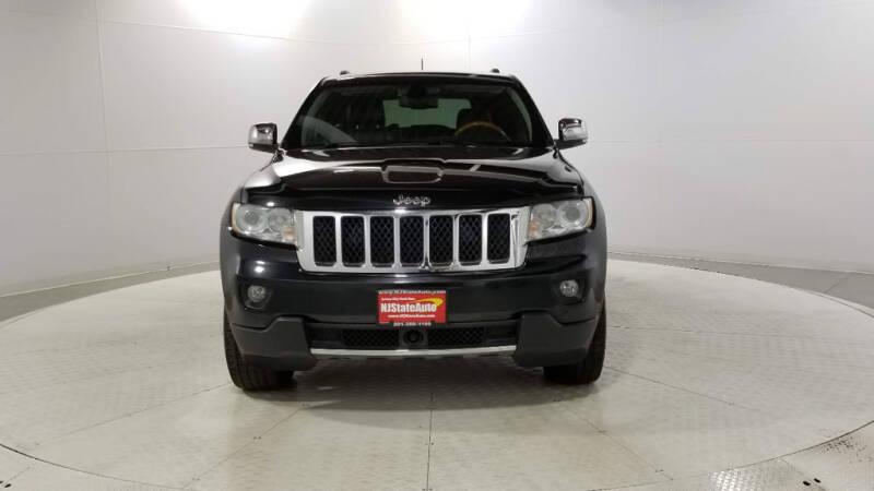 2012 Jeep Grand Cherokee (image 8)