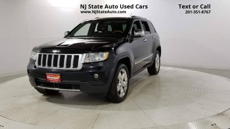 2012 Jeep Grand Cherokee (image 1)