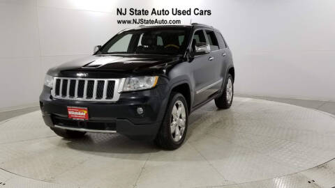 2012 Jeep Grand Cherokee for sale at NJ State Auto Auction in Jersey City NJ
