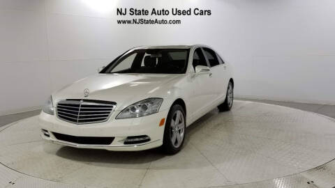 2013 Mercedes-Benz S-Class S 550 4MATIC for sale at NJ State Auto Auction in Jersey City NJ