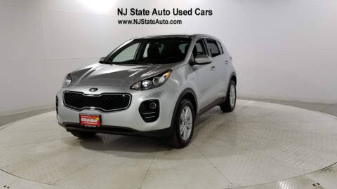 2017 Kia Sportage LX for sale at NJ State Auto Auction in Jersey City NJ