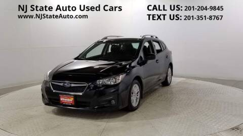 2017 Subaru Impreza for sale at NJ State Auto Auction in Jersey City NJ