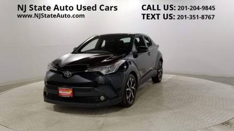 2018 Toyota C-HR for sale at NJ State Auto Auction in Jersey City NJ