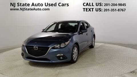 2015 Mazda MAZDA3 for sale at NJ State Auto Auction in Jersey City NJ