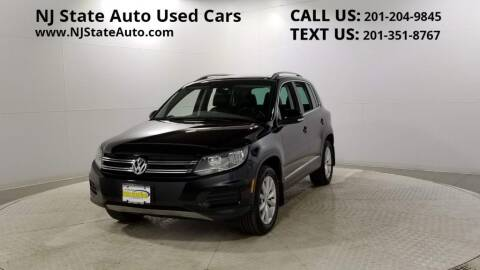 2017 Volkswagen Tiguan for sale at NJ State Auto Auction in Jersey City NJ