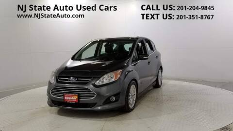 2016 Ford C-MAX Energi for sale at NJ State Auto Auction in Jersey City NJ