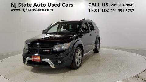 2017 Dodge Journey for sale at NJ State Auto Auction in Jersey City NJ